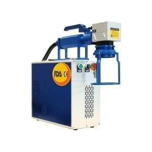 Handheld Fiber Marking Machine
