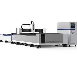 sheet fiber cutting machine with exchange